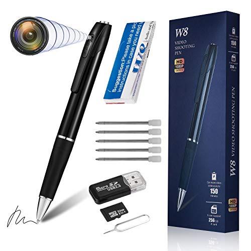 Hidden Spy Camera Pen Nanny Camera Pen HD 1080P Video