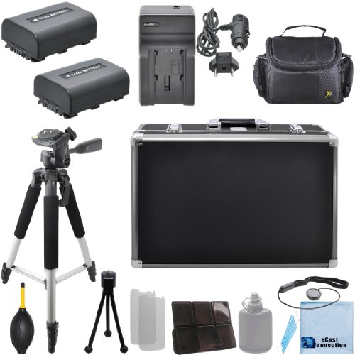 All Essential Starter Package for Sony HDR-CX210 HDR-CX260V