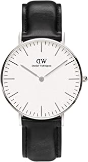 Daniel Wellington Women Classic Sheffield, Silver 36 mm - DW00100053