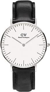 Daniel Wellington Women Classic Sheffield, Silver 36 mm - DW00100053