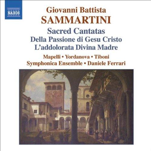 L'addolorata Divina Madre (The Sorrowing Divine Mother), J-C 123: Aria: Non cosi d'Alpe in cima (Not even an ancient oak on an Alpine peak) (Alto)