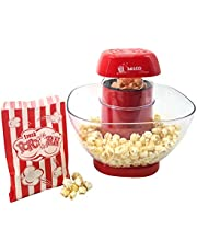 Salco Retro Hot Air Popcorn Maker SNP-11