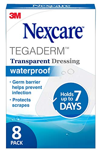 3M NEXCARE TEGADERM Transparent Dressing