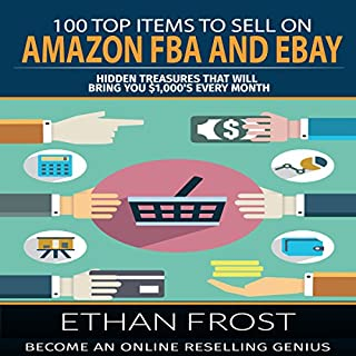 100 Top Items to Sell on Amazon FBA and eBay cover art