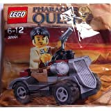 LEGO Pharaohs Quest Set #30091 Desert Rover Bagged おもちゃ [並行輸入品]