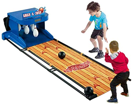 Electronic Bowling Game 1-2 People Family Game Bowling Game for Children Indoor Sports Parent-Child Interactive Toy Ball