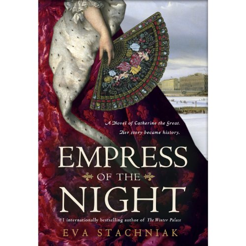 Empress of the Night audiobook cover art