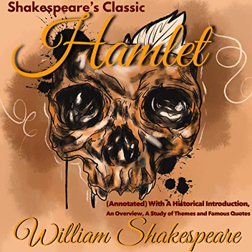 Shakespeare's Classic: Hamlet audiobook cover art