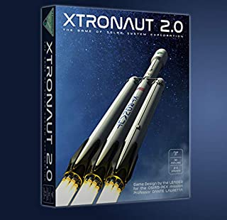 Xtronaut 2.0: The Game of Solar System Exploration