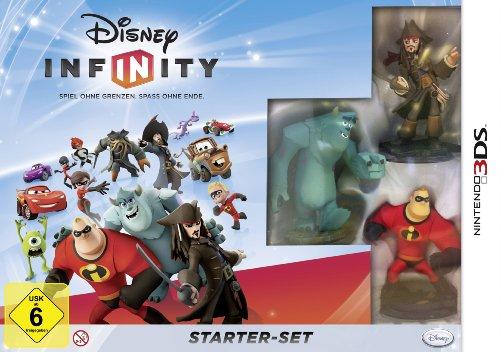 Disney Infinity: Starter - Set - [Nintendo 3DS]