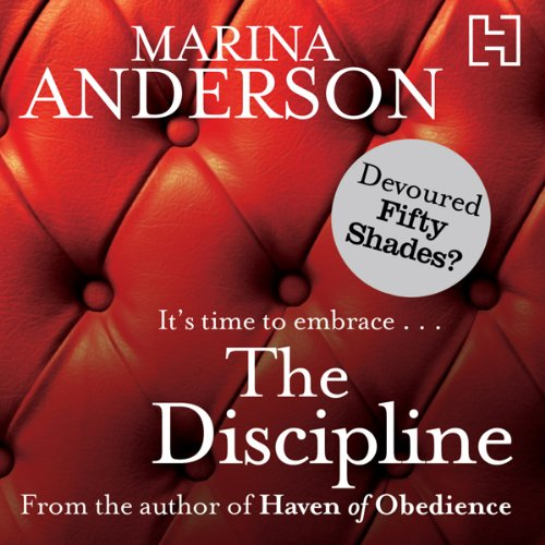 The Discipline audiobook cover art