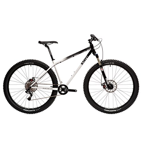 State Bicycle Co Pulsar 10 Speed 29er Mountain Bike, Deluxe, 19in