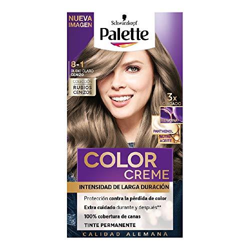 Tinte Rubio  marca Palette