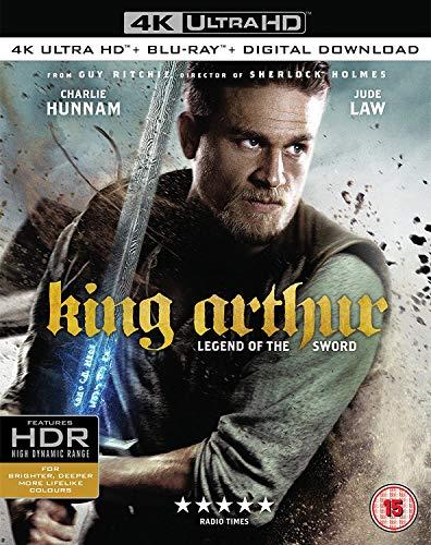 Blu-ray1 - King Arthur: Legend Of The Sword (1 BLU-RAY)