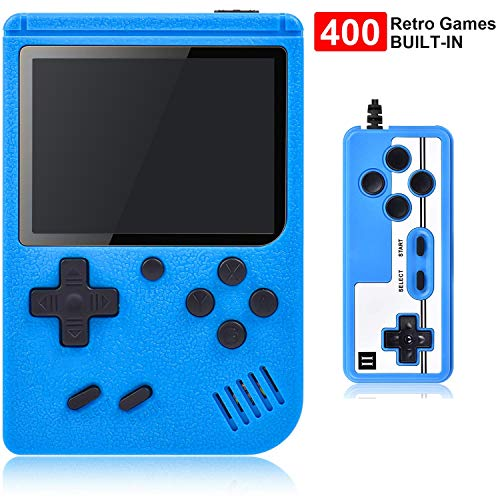 Gamory Consola de Juegos Portátil Consola Retro 400 Juegos