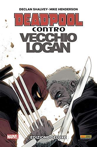 Deadpool contro Vecchio Logan. Ediz. deluxe (Marvel)