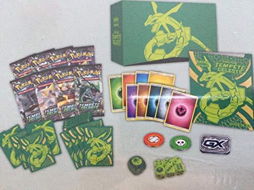 Pokemon - Coffret Elite Trainer Box Tempête Céleste (française) - 0820650551109