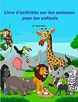 Livre d'activités sur les animaux pour les enfants