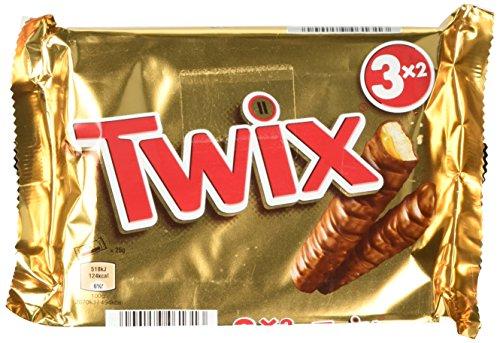 Twix Multipack - 150 gr
