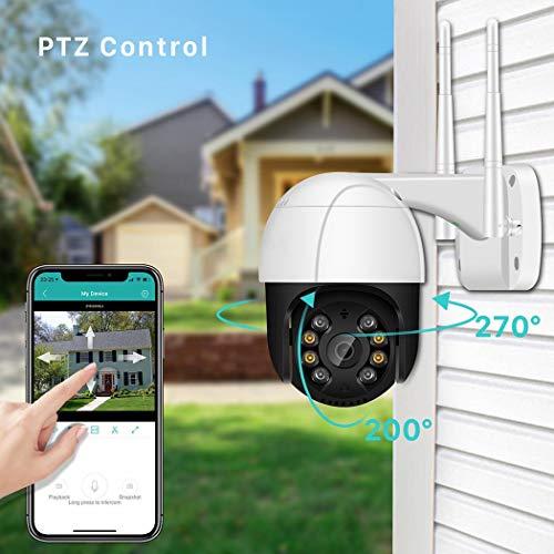 Videocamera di Sicurezza comandabile da app