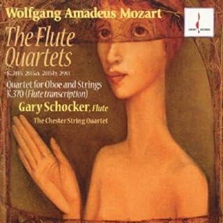 Mozart-the Flute Quartets