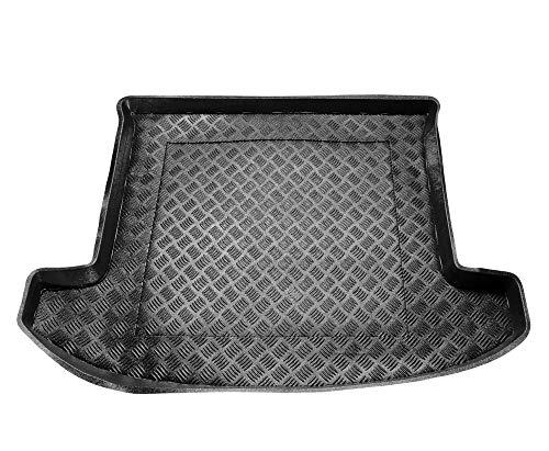 Protector Maletero PVC Compatible con Kia CARENS 7 Plazas (desde 2013) + Regalo | Alfombrilla Maletero Coche Accesorios | Ideal para Perro Mascotas