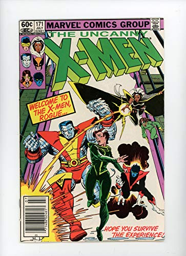 UNCANNY X-MEN #171 | Marvel | July 1983 | Vol 1 | Rogue Joins the X-Men.