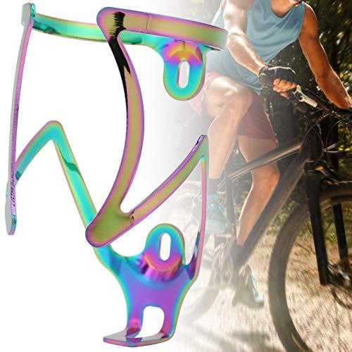 SUCIE Portabidón para Bicicleta, aleación de Aluminio Exquisito portavasos para Bicicleta, Duradero Ciclismo Ciclismo al Aire Libre Bicicleta eléctrica Bicicleta de montaña para Bicicleta de(FX03)
