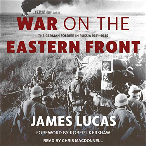 War on the Eastern Front audiobook cover art