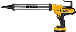 DEWALT DCE580D1 20V Max 300-600Ml Sausage Pack Adhesive Gun Kit,