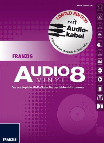 Franzis Verlag GmbH - Audio 8 Vinyl