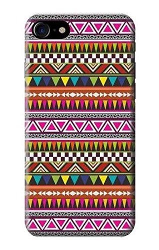 Aztec Tribal Pattern Case Cover Custodia per IPHONE 7