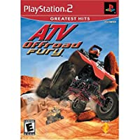 Atv Off Road Fury / Game