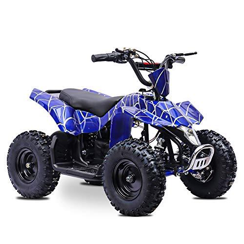 Fit Right 2020 Sahara Kids 24V Mini Quad ATV, Dirt Motor Electric...