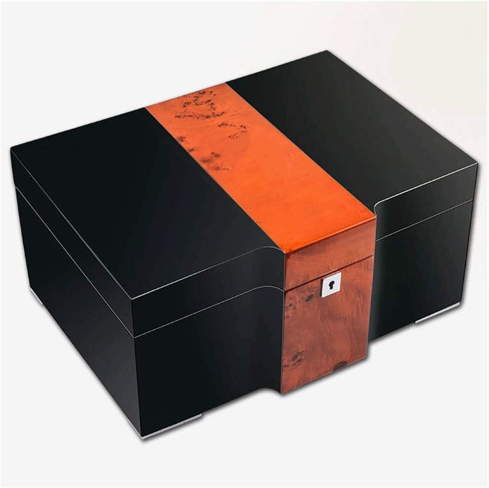juqingshanghang1 55% OFF Genuine Free Shipping Cigar Box Humidor Handmade High Wo Gloss