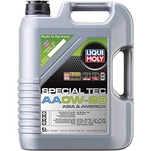 Liqui Moly 6739 motorolie Special Tec AA 0W-20 BOOKLET 5 L
