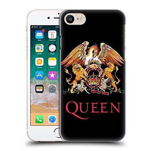 Head Case Designs Ufficiale Queen Stemma Arte Chiave Cover Dura per Parte Posteriore Compatibile con Apple iPhone 7 / iPhone 8 / iPhone SE 2020