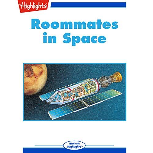 Roommates in Space copertina