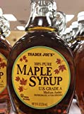 Trader Joe's 100% Pure Maple Syrup - U.s. Grade A