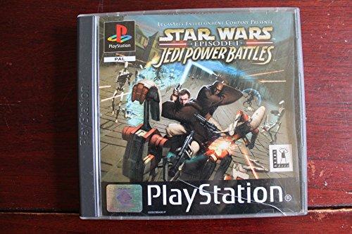 Star Wars Episode I: Jedi Power Battles