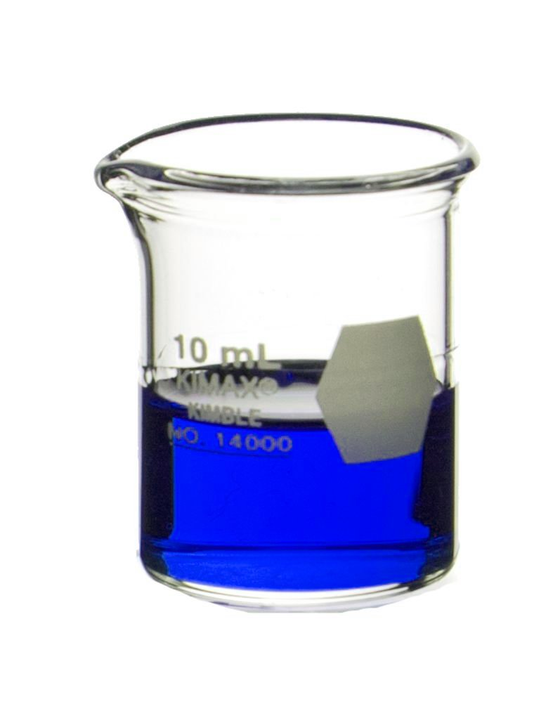 Superlatite Kimble Nippon regular agency 14000-10 Borosilicate Glass Ungraduated Form Low Griffin
