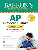AP European History Premium: With 5 Practice Tests (Barron's Test Prep)