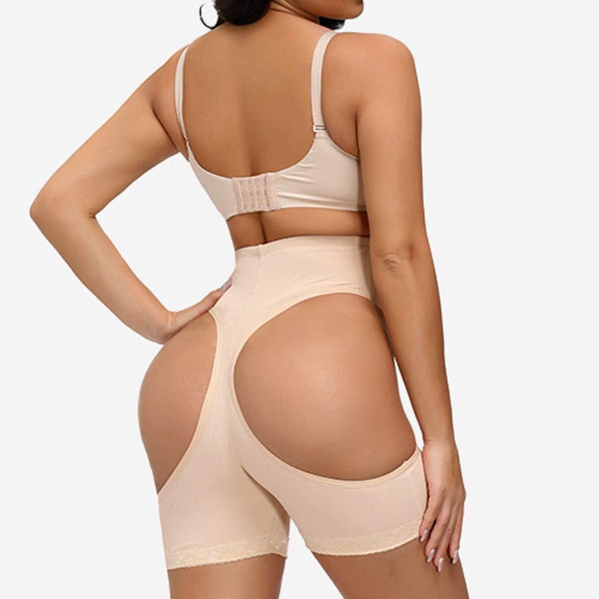 Hourglass Figure Butt Lifter Shaper Panties Women Butt Lifter Body Shaper Tummy Control Panties