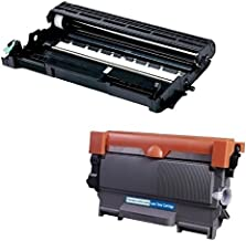 Cartridges Kingdom DR2200 Tambor & TN2220 Toner Compatible con Brother DCP-7055 7055W 7057 7060D 7065DN 7070DW HL-2130 2132 2135W 2240 2240D 2250DN 2270DW MFC-7360N 7460DN 7460N 7860DW FAX-2840 2845