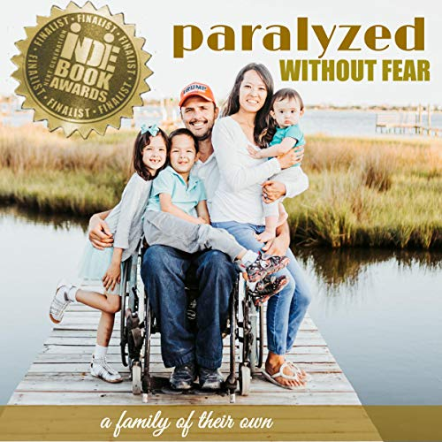 Paralyzed Without Fear Audiobook By Jacqueline Dunkle cover art