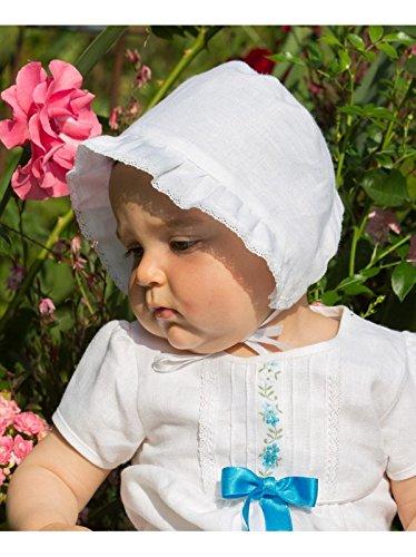 Grace of Sweden - Costume de baptême - Bébé (garçon) 0 à 24 mois blanc blanc Medium, 17-18 in, 43-46 cm