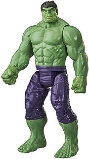 Boneco Vingadores Titan Hero Deluxe Hulk - E7475 - Hasbro