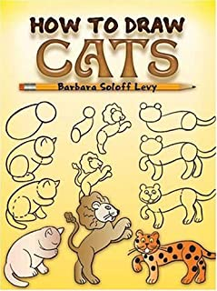 How To Draw Cats (Turtleback School & Library Binding Edition) (How to Draw (Dover))