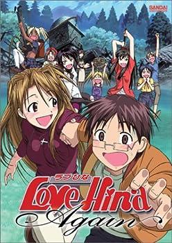 DVD Love Hina Again Book