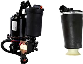 Prime Choice Auto Parts KAS50F17RK Rear Air Shock and Air Suspension Compressor